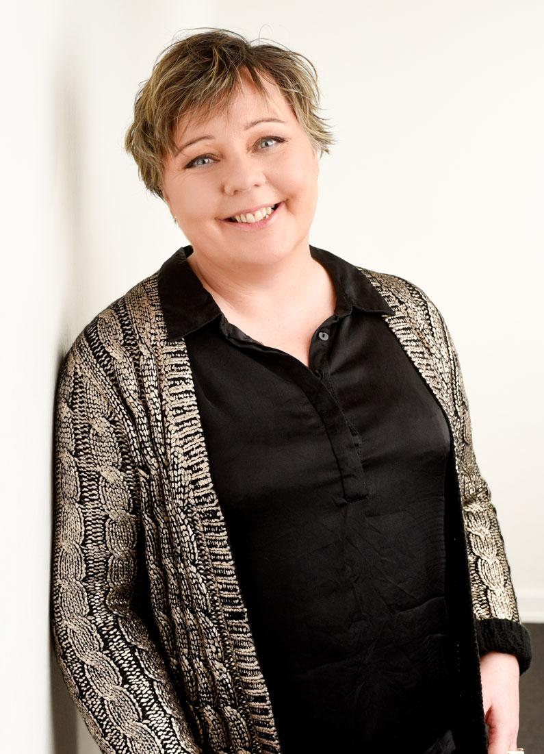 Hverdagsmentor og coach Hanne Kjær Jensen